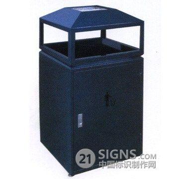垃圾箱_垃圾桶设计制作图_中国标识官网标识设计图库