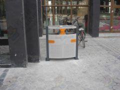 天津水域未来城垃圾桶设计图