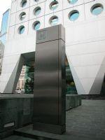 香港怡和大厦促销台设计图