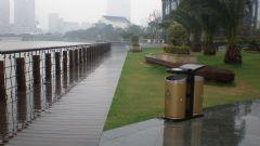 宁波和义大道垃圾桶设计图
