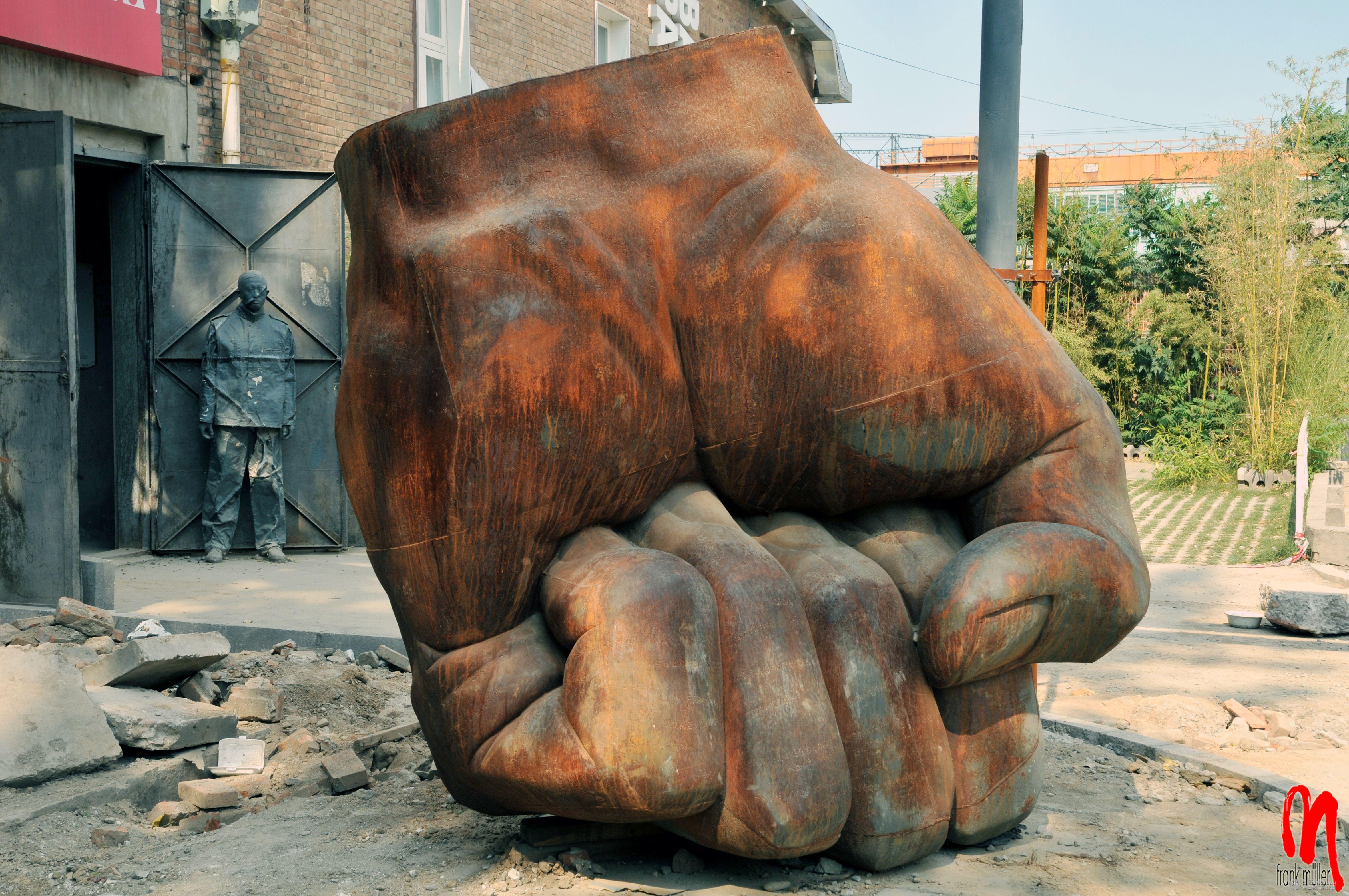 创意雕塑设计图