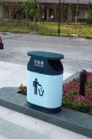上海中远两湾城垃圾桶设计图