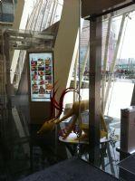 上海IFC广场超薄灯箱设计图