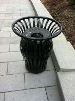 上海IFC广场垃圾桶设计图