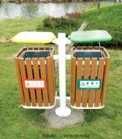 塑胶木清洁箱垃圾桶设计图