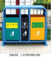 钢结构清洁箱垃圾桶设计图