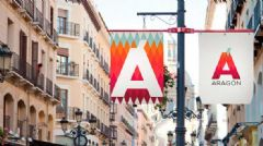 Aragón城市旅游标志写真设计图
