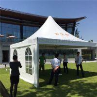 财信·大足龙水湖国际旅游度假区温泉小镇外展棚安装展示柜设计图
