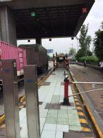 高速路收费站九龙坡站滚动灯箱制作安装项目滚动灯箱设计图
