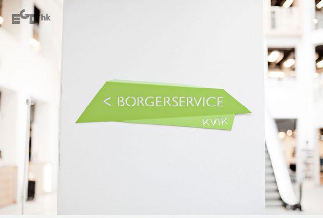 国外服务中心指示系统欣赏铸铝工艺设计图