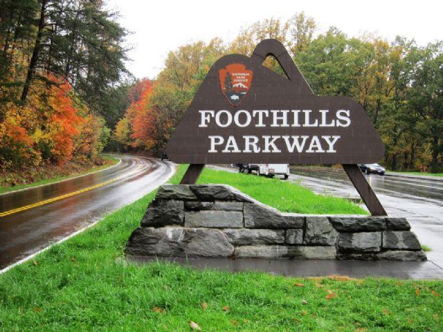 森林公园类标识牌设计