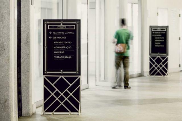 展馆标识设计案例