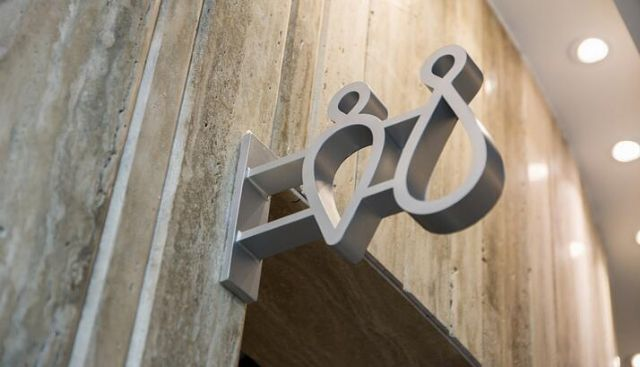 乌鲁木齐宝盈酒店环境指示系统铝字设计图