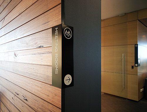 图书馆标识导向设计楼层指示设计图