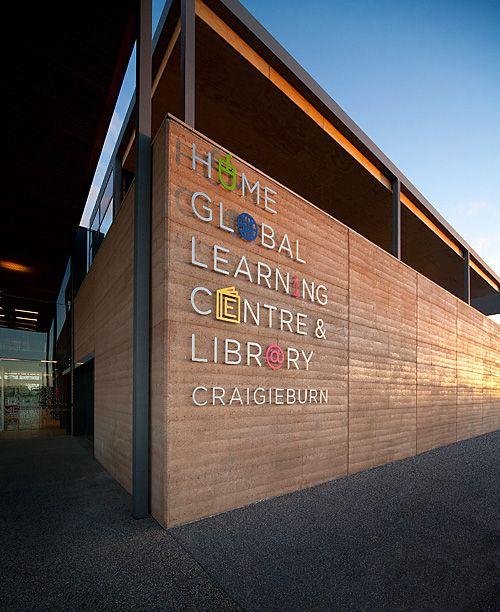 图书馆标识导向设计