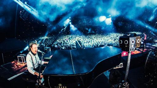 王菲携手腾讯视频 演唱会VR直播引期待