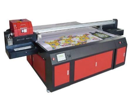 UV喷墨平板打印机实现玻璃印刷技术