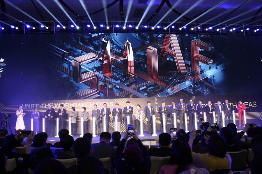 热烈祝贺2019上海国际广告节、2019上海国际广印展 盛大开幕!