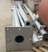铜川路杆加工厂,铜川立柱标志杆制作厂家