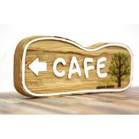 咖啡馆店招